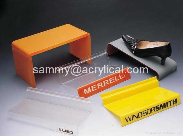 acrylic shoe riser stands,shoe display stand,Footwear Display Stand,Acrylic display stands, Acrylic sign letter ,Acrylic photo Frame,Literature displays, Brochure holders, Acrylic sign holder,Menu stand,Promotion gifts,Cell phone display stands, Acrylic Easel Book Holder Rack,Acrylic display case/Box ,Diecast car display case ,Trophies, Artistic ,POP display stands,Acrylic coaster,Jewelry display stand,dome display, eyewear display stands,LED lighting  Box,Poster display,LED display stands,Watch display stand,Counter top display stand,POP stand,POP display,Floor Standing Unit ,PETG,PVC,Vacuum forming,Window display stand,Acrylic Award,Cosmetic display,metal display rack, acrylic display rack.wooden display rack,retail shop display stand.
