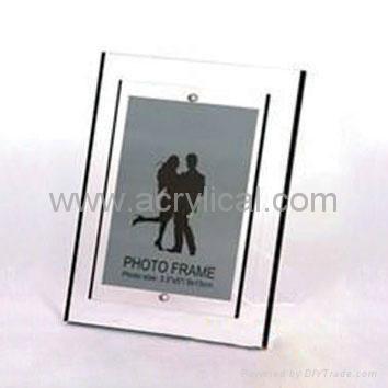 acrylic photo frame 5x7