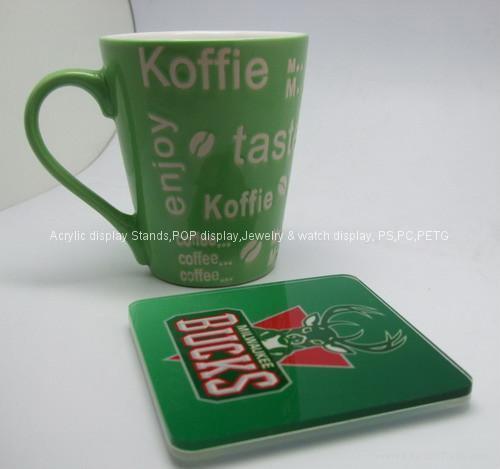 广告礼品,公司广告赠品-广告杯垫,杯垫广告促销礼品