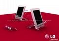手机架,有机玻璃手机展示架,压