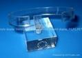 有机玻璃-手表展示架/亚克力手表C圈支架/