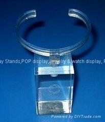 有机玻璃手表展示架