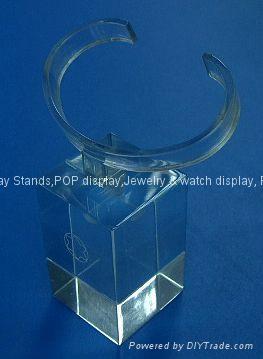 有机玻璃手表展示架 2
