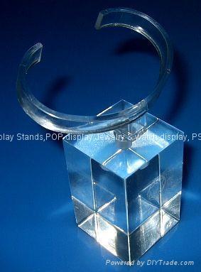 有机玻璃手表展示架 3