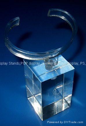 有機玻璃手錶展示架 4