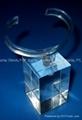 有機玻璃手錶展示架
