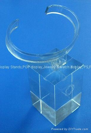 有機玻璃手錶展示架 5