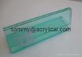 有機玻璃-餐牌座(acrylic menu holder) 5