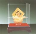 有机玻璃展示盒 4