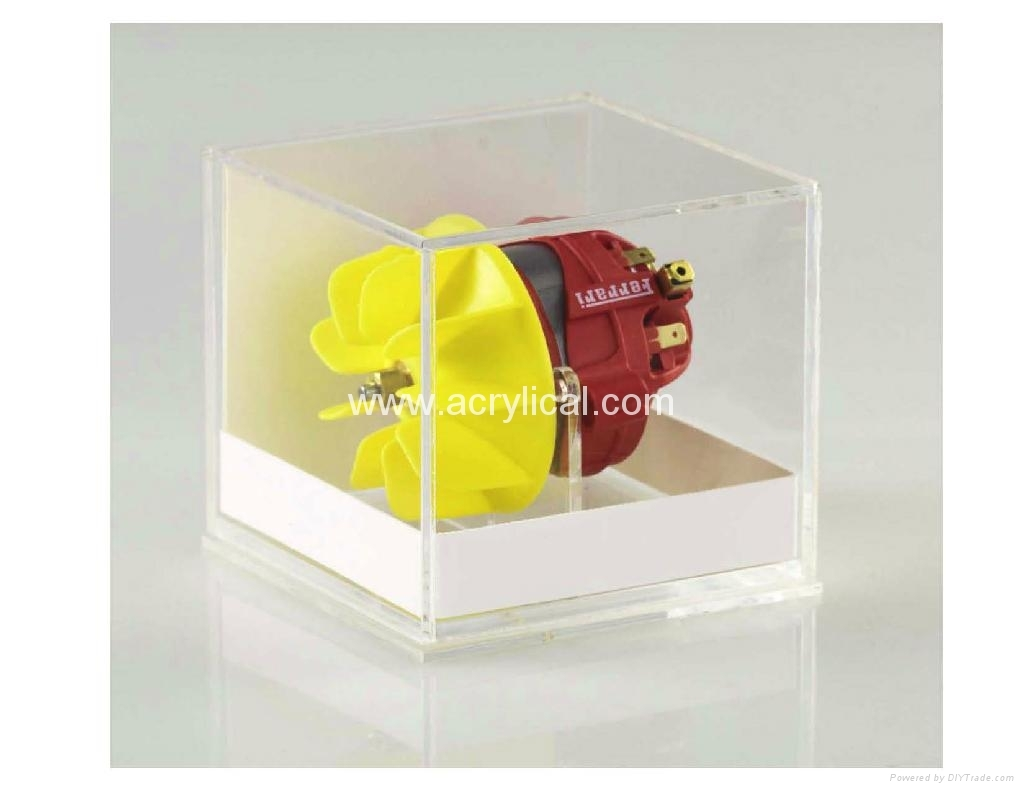 Acrylic display box /case