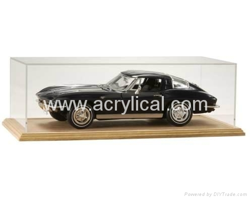 Diecast Display Cases, model car display cases 8.7*11CM 3mm thickness