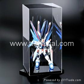 acrylic display box 5.5*7CM 3mm thickness