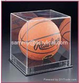 ACRYLIC DISPLAY BOX 120x120x120mm