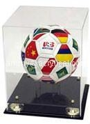 FOOTBALL DISPLAY STAND
