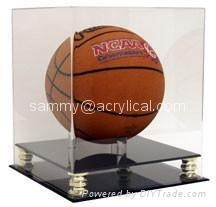 BASKET BALL DISPLAY STAND
