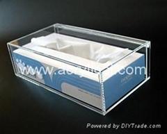 壓克力紙巾盒