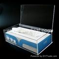 压克力纸巾盒