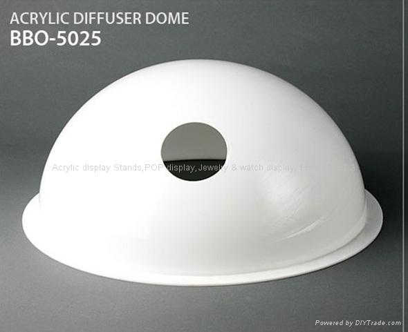 acrylic dusfurer dome