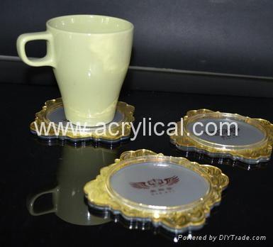 广告礼品-广告杯垫 2