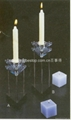 ACRYLIC CANDLE HOLDERS