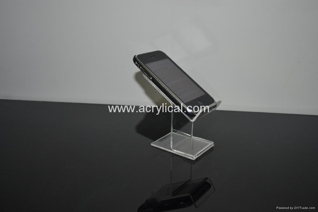 acrylic phone  display 手机展示架 4