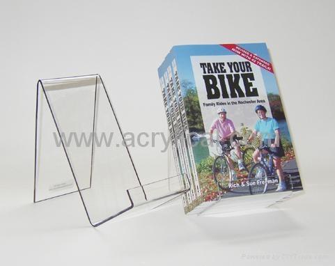 plastic book easels