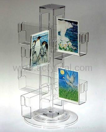 Acrylic Textbook Holders