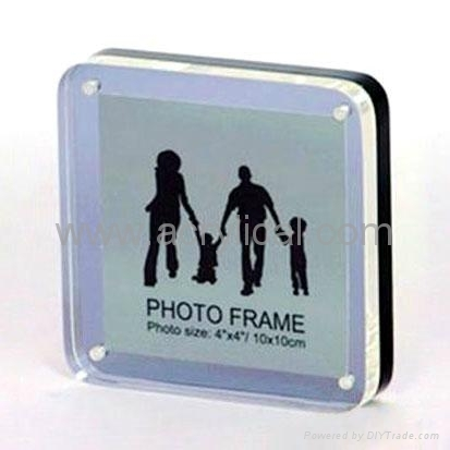 acrylic photo frame 100x100mm round edge,Acrylic Photo Frame,photo frame with magnet,Acrylic display stands, Acrylic sign letter ,Acrylic photo Frame,Literature displays, Brochure holders, Acrylic sign holder,Menu stand,Promotion gifts,Cell phone display stands, Acrylic Easel Book Holder Rack,Acrylic display case/Box ,Diecast car display case ,Trophies, Artistic ,POP display stands,Acrylic coaster,Jewelry display stand,dome display, eyewear display stands,LED lighting  Box,Poster display,LED display stands,Watch display stand,Counter top display stand,POP stand,POP display,Floor Standing Unit ,PETG,PVC,Vacuum forming,Window display stand,Acrylic Award,Cosmetic display,metal display rack, acrylic display rack.wooden display rack,retail shop display stand