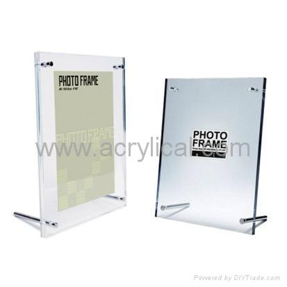 acrylic photo frame 210x297mm