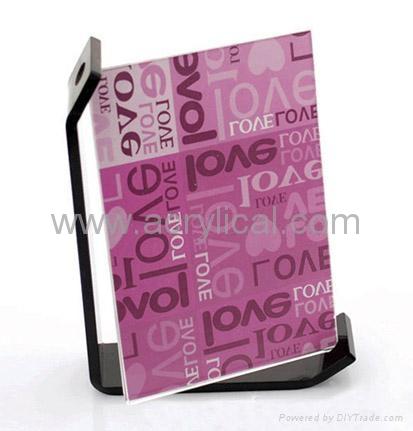 acrylic photo frame 4R