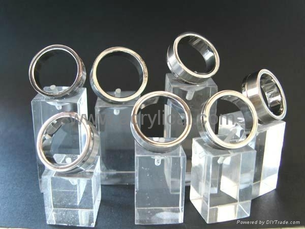 Jewelry display stand-Rings