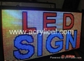 LED SIGNAGE DISPLAY STAND
