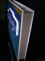 LED燈箱展示架-LED lighting box 3