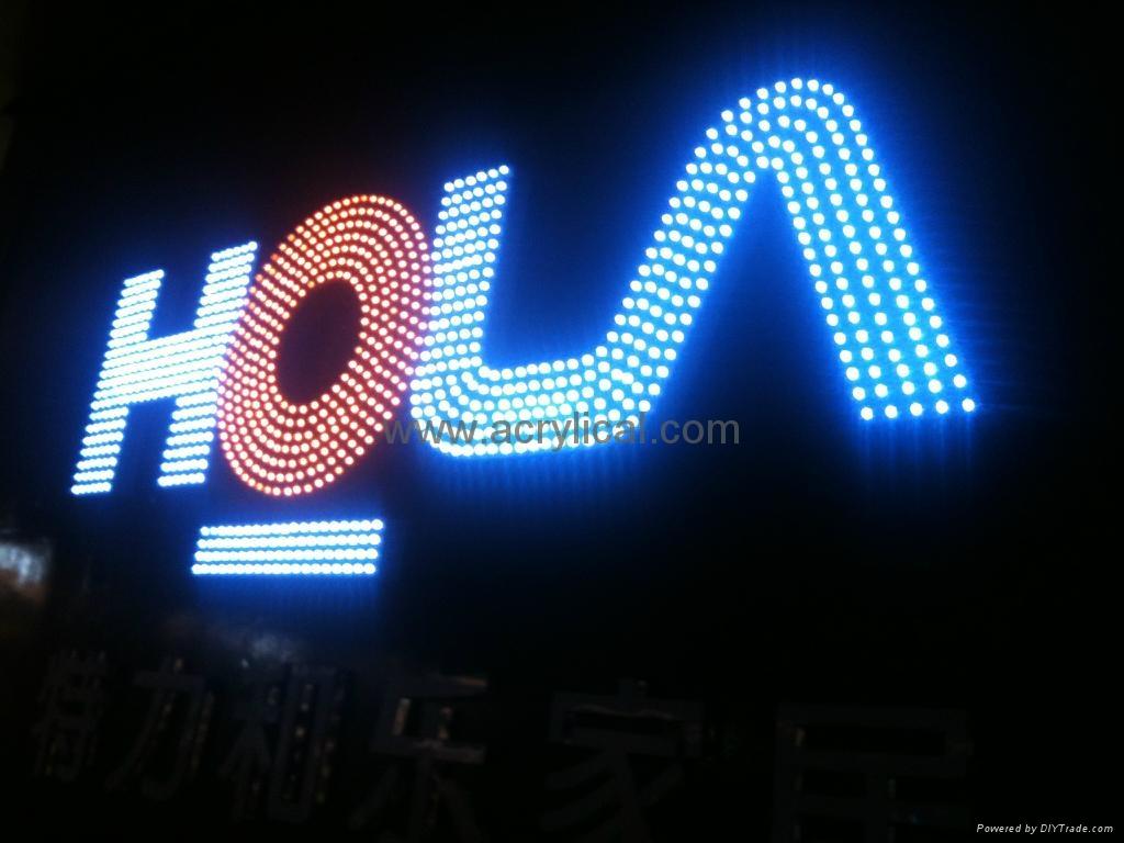 LED展示架/燈箱 3