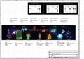 聖誕LED裝飾展示架/燈箱 2