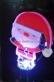 聖誕LED裝飾展示架/燈箱 4