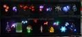 聖誕LED裝飾展示架/燈箱 5