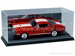 有機玻璃罩子 防塵玩具模型罩壓克力 汽車模型展示盒