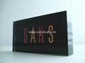 Acrylic name plate/ acrylic sign