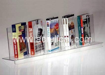 Magazine book stand