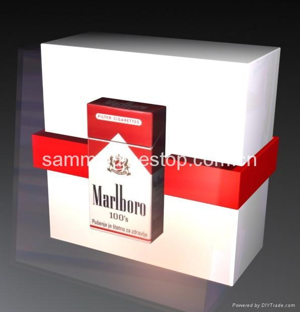 Acrylic Cigarette Display ,Cigarette POP display stand,Cigarette Carbinet