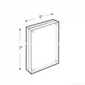 相框,磁石相框 (壓克力 相框),亞克力相框,壓克力相框, 透明水晶相架 ,證書框架 ,海報夾