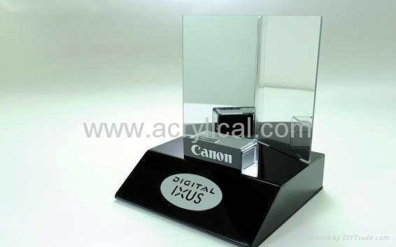 Acrylic Camera Display stand,camera counter top display stand,Acrylic display stands, Acrylic sign letter ,Acrylic photo Frame,Literature displays, Brochure holders, Acrylic sign holder,Menu stand,Promotion gifts,Cell phone display stands, Acrylic Easel Book Holder Rack,Acrylic display case/Box ,Diecast car display case ,Trophies, Artistic ,POP display stands,Acrylic coaster,Jewelry display stand,dome display, eyewear display stands,LED lighting  Box,Poster display,LED display stands,Watch display stand,Counter top display stand,POP stand,POP display,Floor Standing Unit ,PETG,PVC,Vacuum forming,Window display stand,Acrylic Award,Cosmetic display,metal display rack, acrylic display rack.wooden display rack,retail shop display stand.
