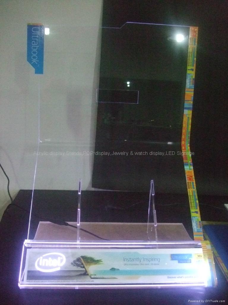 LED展示架/燈箱,廣告燈箱 3