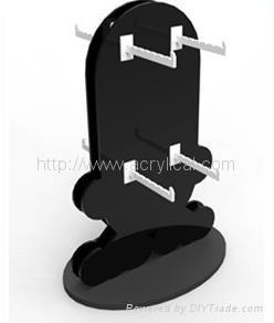 亞克力珠寶展示架--可旋轉,賣場旋轉展架,亞克力珠寶展示架--可旋轉,展示架落地旋轉架