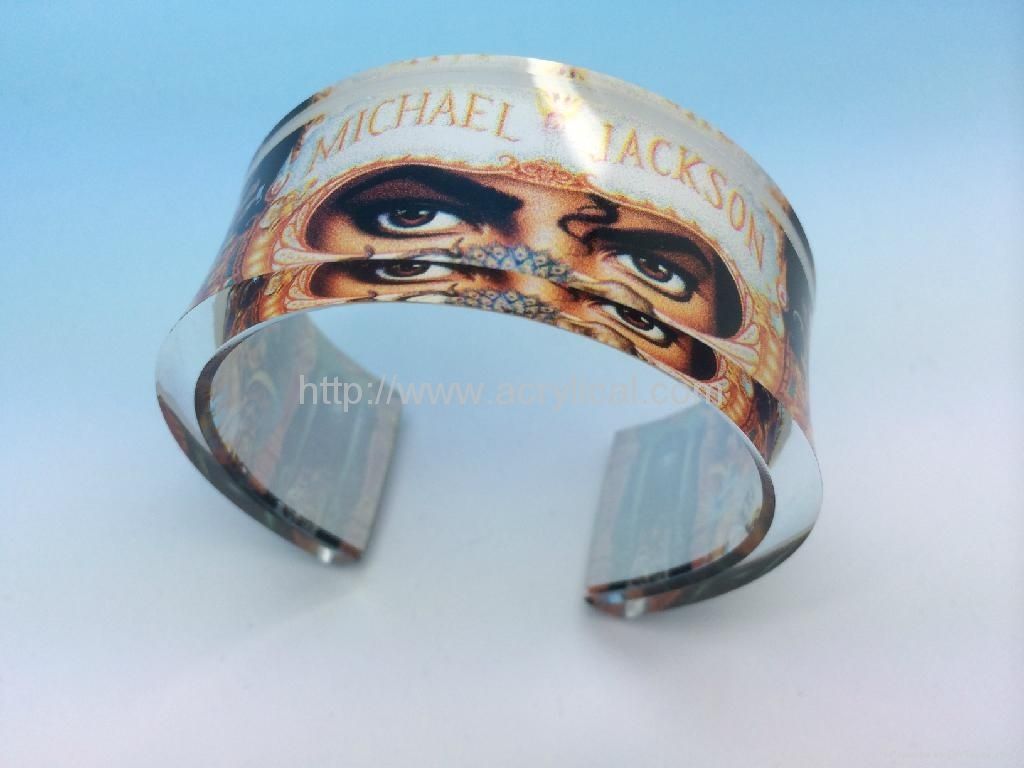 Acrylic Bangle Bracelet,fashion bangle