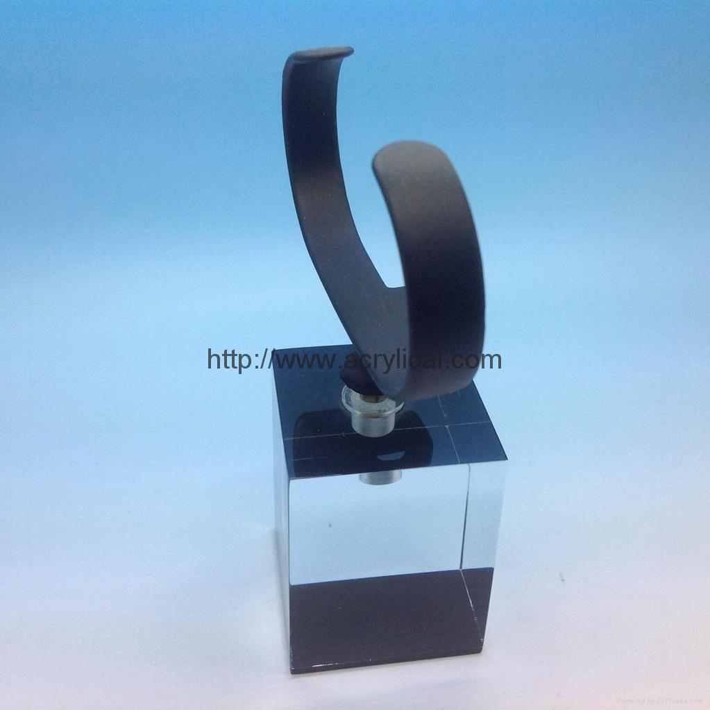 有机玻璃(亚克力)手表展示架/手表托架陈列架 2