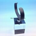有机玻璃(亚克力)手表展示架/手表托架陈列架 3