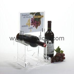 wine display rack