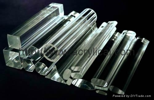 Clear Extruded Acrylic Rod,Acrylic Rods, Clear Plastic Rods, Plastic Rods,